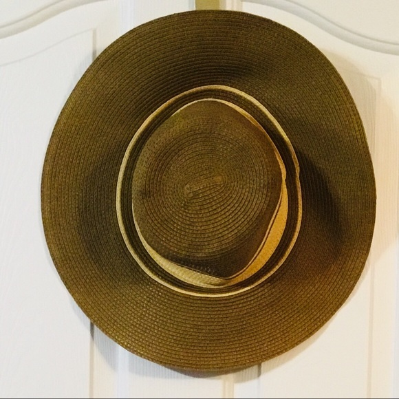 NEW Boho Gypsy Floppy Hat Two Tone Color d4f683fd18be